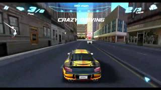Asphalt 6 Gameplay(Mac)