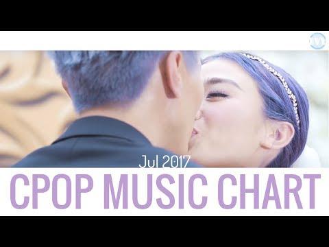 [TOP 20] 華語音樂CPOP Music Chart // Jul 2017 // Hong Kong
