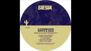Hear Dis Sound- Frank Roger - H Foundation (Siesta Records)