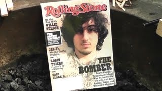 """On the Cover of the Rolling Stone"""
