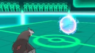 Pokémon Y Wifi Battle #6 - versus Roji