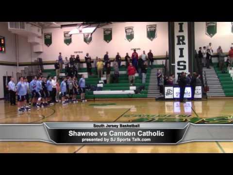 South Jersey Basketball: Shawnee @ Camden Catholic, Jan 19, 2017