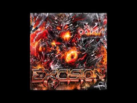Excision, Messinian - X Rated (Calyx, TeeBee Remix)