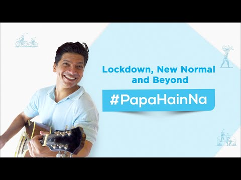 Lockdown, new normal & beyond #PapaHainNa feat. Shaan | Happy #FathersDay