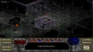 Diablo: Hellfire Monk Playthrough Part 1 of 16