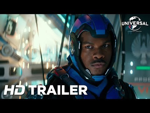 Download Youtube: Pacific Rim Uprising - Official Trailer 1 (Universal Pictures) HD