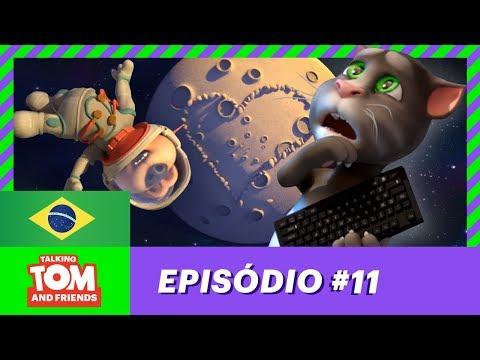 No Mundo da Lua 2 - Talking Tom and Friends (Temporada 1 Episódio 11)