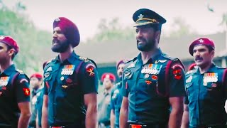 Feeling Proud Indian Army Song | Uri The Surgical Strike | Motivational Song | Tribute To Martyrs