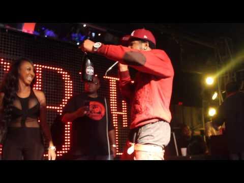 BET Awards show party - Webbie Performance