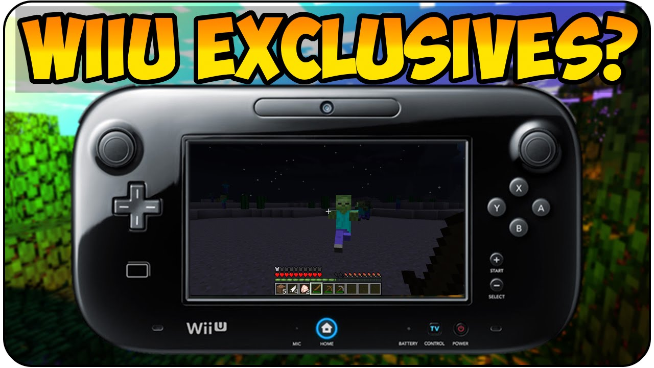 Minecraft Wii U Edition Exclusive Skin Packs Texture Packs Mario - Skins para minecraft zelda