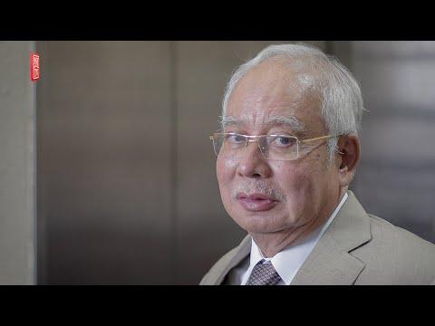'Late Saudi King transferred money to Najib to avoid 'complications'' [NSTTV]