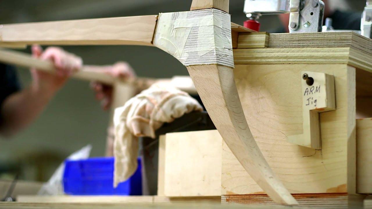 Craftsmanship U0026 Upholstery | Baker Furniture   YouTube