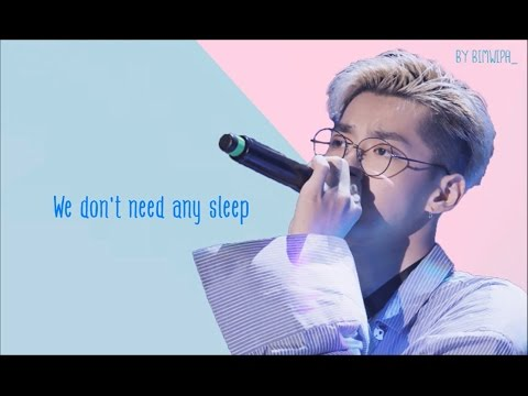 "Kris Wu ""July"" with lyrics"