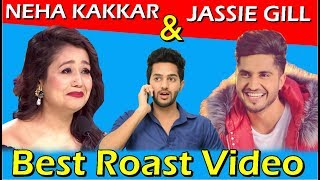 Neha Kakkar | Jassi gill | Latest songs Roast Video | Prince Dhimann