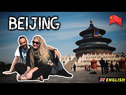 One day in Beijing - China vlog (Forbidden palace, Tienanmen
