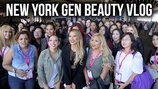 NEW YORK  GEN BEAUTY VLOG