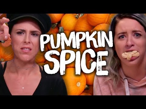 Pumpkin Spice EVERYTHING! (Cheat Day)