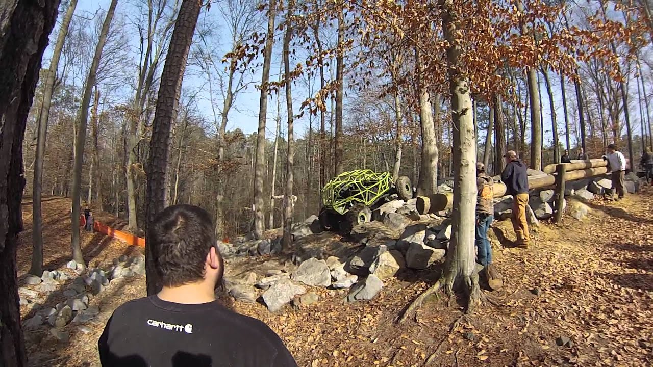 Off road course behind starr motors in sufflok va youtube for Starr motors off road