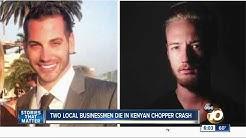 San Diego-based entrepreneur among those killed in helicopter crash in Kenya