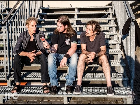 The Hooters - Interview with Kalle-Rock.de - 26.07.2016