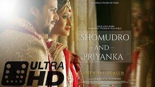 PRIYANKA & SOMUDRO   BENGALI WEDDING FILM   KOLKATA   2015   HD