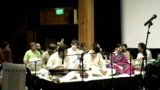 UCLA Indian Classical Music - Rabindranath Tagore Festival