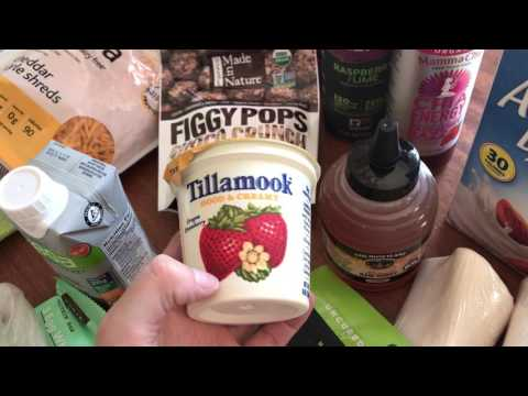 Vlogust Day 3: Target, Trader Joe's and Sprouts!