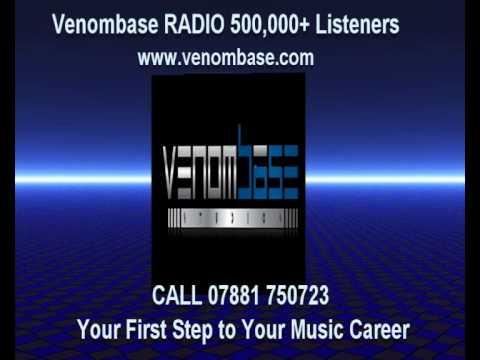 Venombase Recording Studio and Online Radio Station