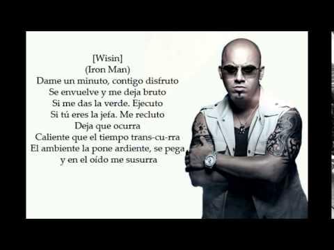 Wisin Adrenalina ft. Jennifer Lopez & Ricky Martin