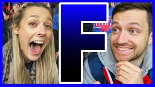 FOOTBALL! NFL IN LONDON! | ALPHABET DATING!