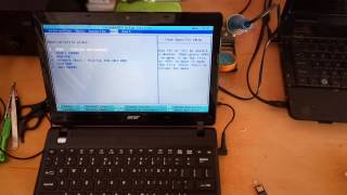 Install Windows 7 Notebook Acer V5