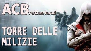 Assassins Creed Brotherhood - Templar Lair in Torre delle Milizie