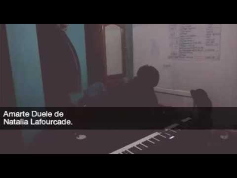 Amarte Duele - Miguel Roa (cover)