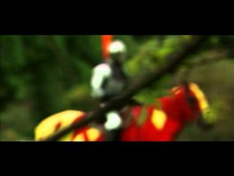 Sky Sports Rugby Heineken Cup Part 2  Jousting   Knights of Middle England