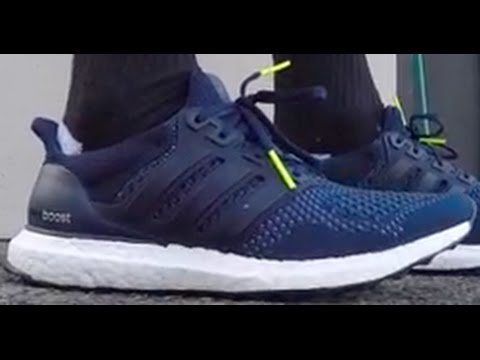 Unboxing and On Feet Adidas Ultra Boost