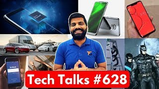Tech Talks #628 - Pixel 3/3XL, Facebook Lite, Snake Robot, Samsung Galaxy S10, Moto G7, LG V40 ThinQ