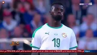 JAPON VS SENEGAL 2 - 2 HIGHLITH C.M 2018