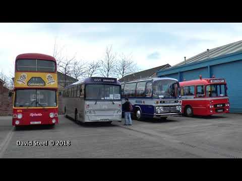 Stagecoach Depot Open Day Kilmarnock 2018