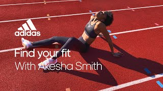 FIND YOUR FIT  adidas Bras and Tights FW21