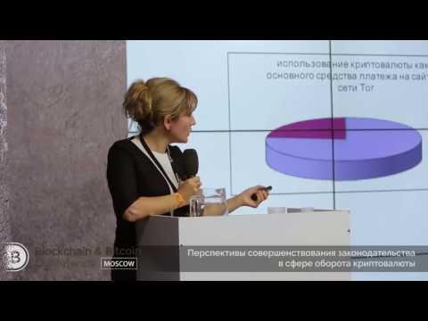 Перспективы улучшения закона в сфере оборота криптовалюты. Элина Сидоренко