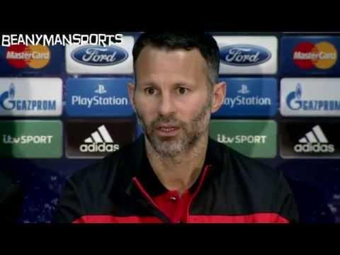 Manchester United v Bayern Munich - No Rift With David Moyes Says Ryan Giggs