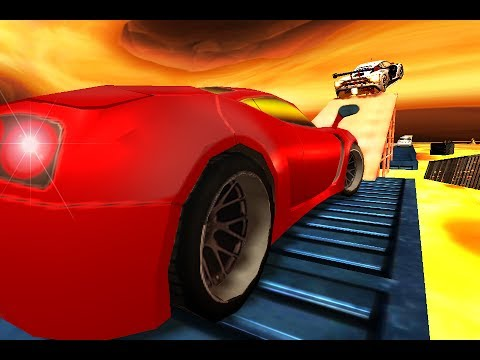 5923fd6f9e08 Road is Lava   High Risk Car Driving Sim by Time Dot Time Studio (GP Video)