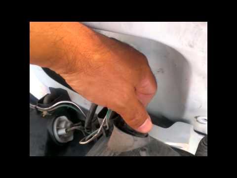 Geo Prizm Brake Light Fix - YouTube