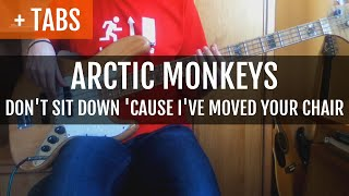 Baixar Arctic Monkeys - Don't Sit Down 'Cause I've Moved Your Chair (Bass Cover with TABS!)