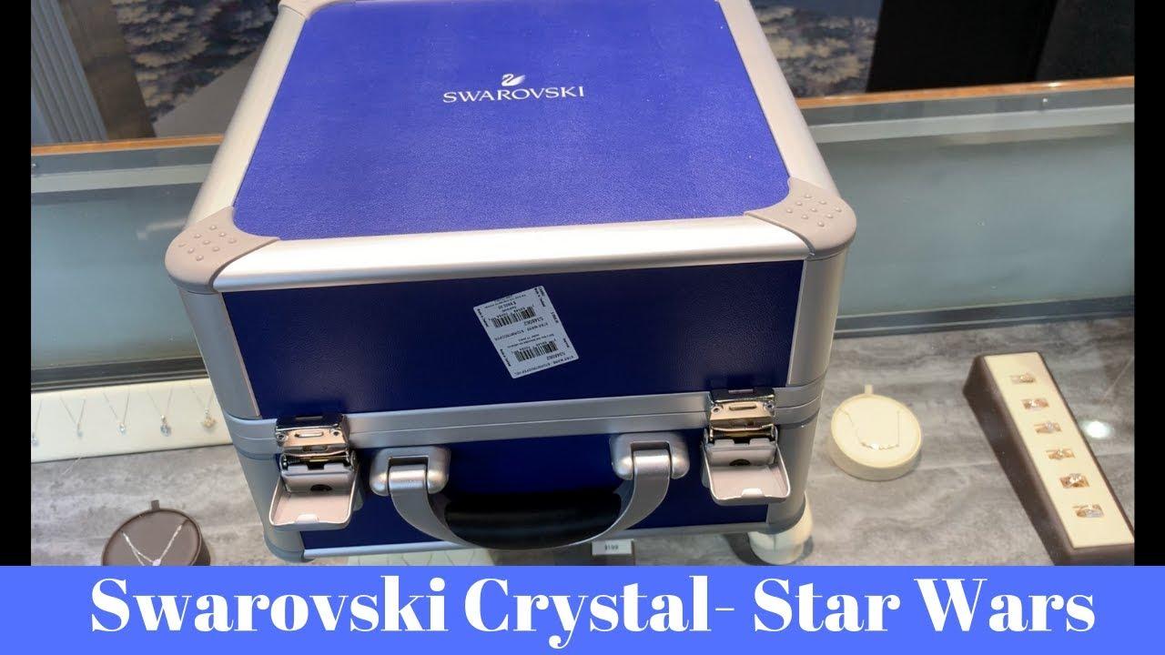 c0bc39351 Swarovski Crystal: Star Wars Storm Trooper - Limited Edition - 19K ...