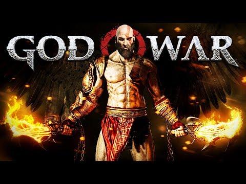 BLADES OF CHAOS!! (God of War 4 / God of War 2018)