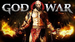 BLADES OF CHAOS!! (God of War 4 / God of War 2018)