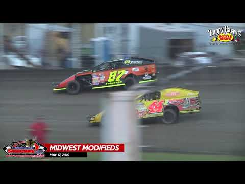 5/17/19 Midwest Mods - River Cities Speedway