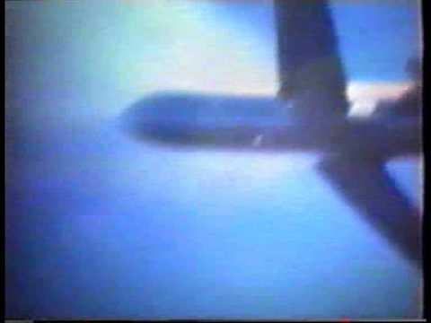Kenya 1973 - East African Airways fly past at Wilson airshow