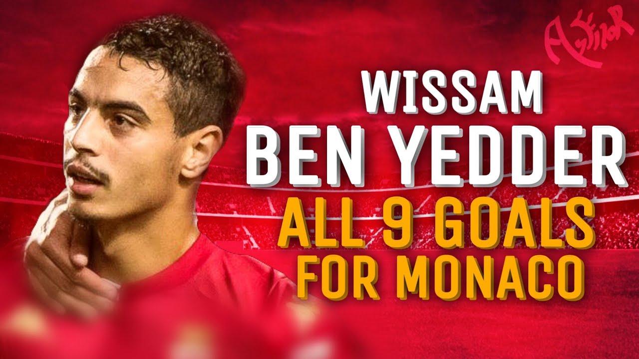 Wissam Ben Yedder 2019 • All 9 Goals for Monaco so far 2019/20 • HD